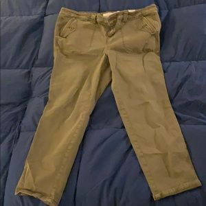 Torrid size 18 army style pants